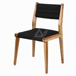 Modern Teak Side Dining Chair