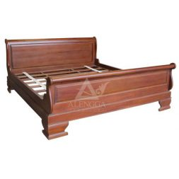 Bagong Traditional Style King Size Bed